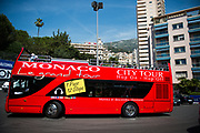 May 24-27, 2017: Monaco Grand Prix. Monaco traffic
