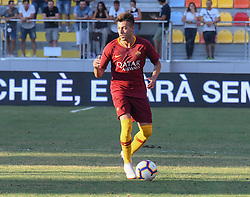 July 20, 2018 - Frosinone, Lazio, Italy - Stephan El Shaarawy during the Pre-Season Friendly match between AS Roma and Avellino at Stadio Benito Stirpe on July 20, 2018 in Frosinone, Italy. (Credit Image: © Silvia Lore/NurPhoto via ZUMA Press)