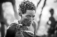 Botswana, Kalahari, Bushman, San People