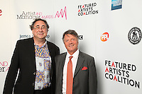 Jon Webster MMF CEO and Fran Nevrkla (PPL Chairman and CEO)