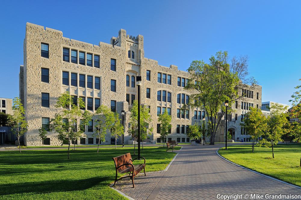 Biology Building - University of Manitoba<br /> Winnipeg<br /> Manitoba<br /> Canada