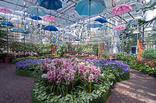 The Atlanta Botanical Garden Is A 30 Acres Botanical Garden Located  Adjacent To Piedmont Park In.