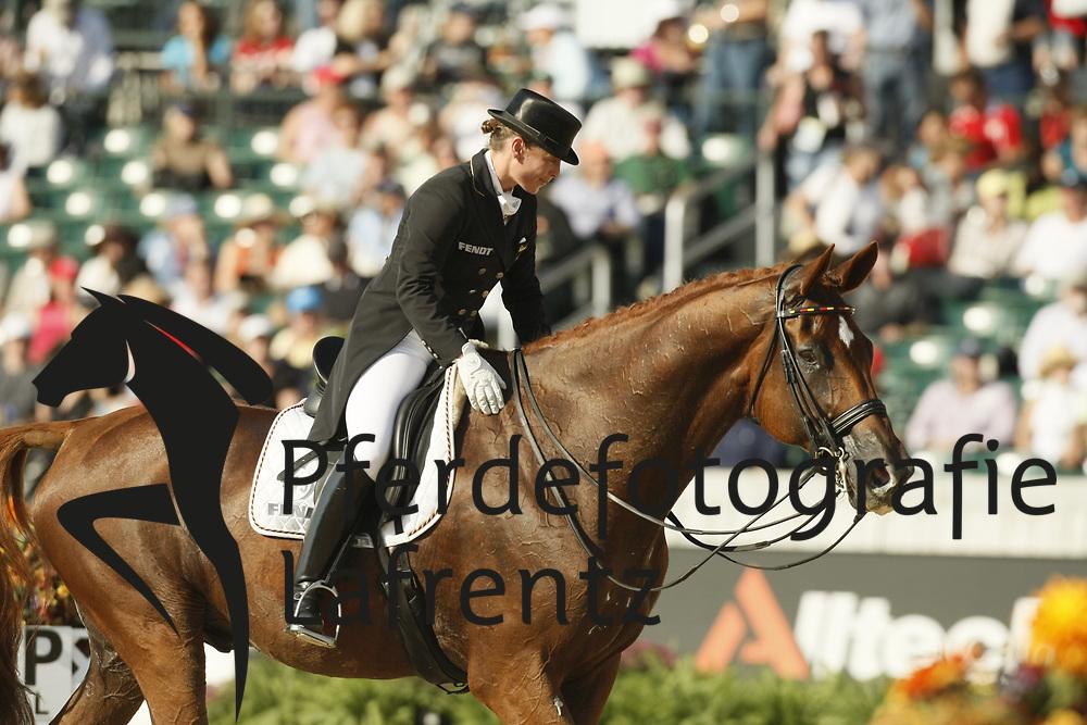 WERTH Isabell, Warum nicht FRH<br /> Kentucky - Alltech FEI WEG 2010<br /> /
