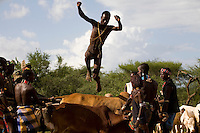 Hamer Tribe- Market Day and Bull Jumping Ceremony
