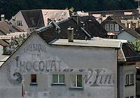 BERN, Fussball, Euro 2008 Vorschau, Staedte, Bern,Eine ehemalige Schokolandenfabrik in der Berner Altstadt ,Foto:Pressefoto Ulmer/Schaadfoto/Andreas Schaad PUBLICATION NOT IN AUT