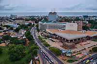 Liberia Road & National Theatre