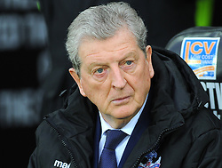 Crystal Palace manager Roy Hodgson looks on - Mandatory by-line: Nizaam Jones/JMP- 23/12/2017 - FOOTBALL - Liberty Stadium - Swansea, Wales - Swansea City v Crystal Palace- Premier League