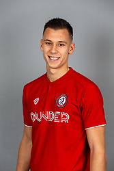 Bristol City sign Filip Benkovic on loan from Leicester City during the 2019/20 season - Rogan/JMP - 31/01/2020 - Clayton Hotel - Chiswick, England - Sky Bet Championship.