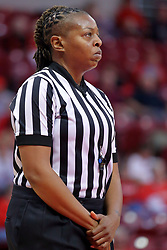 10 December 2017: LaSha Hopson during an College Women's Basketball game between Illinois State University Redbirds and the Eagles of Eastern Michigan at Redbird Arena in Normal Illinois.