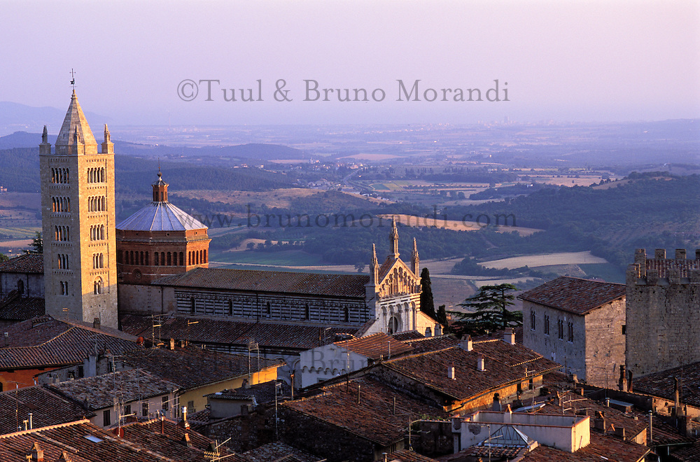 Italie - Toscane - Province de Grosseto - Massa Marittima