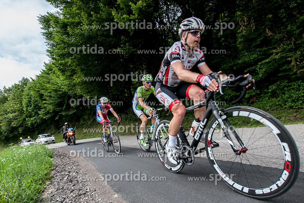 Jan Tratnik of BMC Amplatz during Slovenian National Championship in Road Cycling, on June 29, 2014, in Gabrje, Slovenia. Photo by Urban Urbanc / Sportida.com