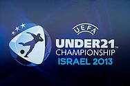NETANYA ISRAEL, Israel U-21 - Norway U-21, UEFA European Under21 Championship, 05-06-2013, Netanya Municipal Stadium, The championship starts today.