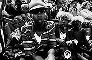 Zulu Kids, African National Congress, Duraban South Africa 1996
