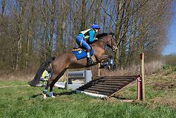 Balcaen Tine (BEL) - Joly's Doortje<br /> Nationale Pony eventing Affligem 2013<br /> © Dirk Caremans