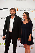 54th TV Festival of MonteCarlo, Opening Ceremony<br /> Bernard Yerles arrives at the opening ceremony in Monte-Carlo