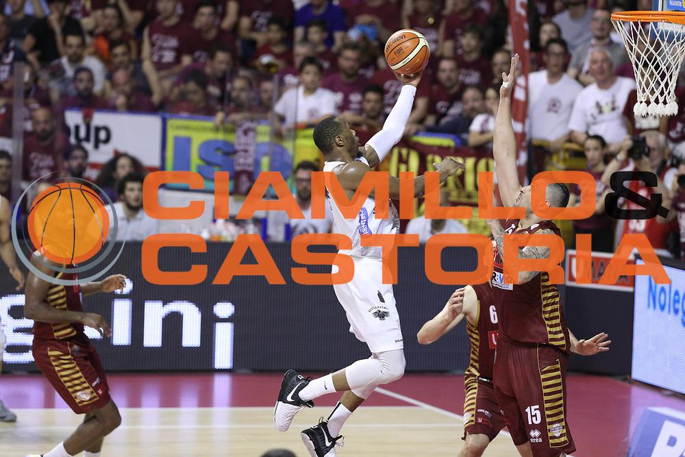 Umana Reyer Venezia - Dolomiti Energia Trentino gara 1 Finale Playoff Foto Ciamillo Hogue Dustin
