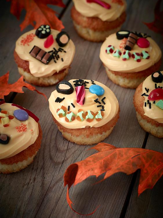 Motiv: Halloweenbak 2012<br /> Recept: Katarina Carlgren<br /> Fotograf: Thomas Carlgren<br /> Anv&auml;ndningsr&auml;tt: Publ en g&aring;ng <br /> Annan publicering kontakta fotografen