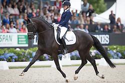 Van Der Putten Marieke, (NED), Four Legends<br /> Final 6 years of age<br /> World Championship Young Dressage Horses <br /> Ermelo 2016<br /> © Hippo Foto - Dirk Caremans<br /> 31/07/16