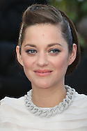 "CANNES, FRANCE - MAY 20:  Marion Cotillard attends the ""Two Days, One Night"" premiere at the 67th Annual Cannes Film Festival on May 20, 2014 in Cannes, France.  (Photo by Tony Barson/FilmMagic)"