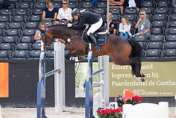 Schuurman Inga, NED, Cascadello Boy RM<br /> KWPN Kampioenschappen - Ermelo 2018<br /> © Hippo Foto - Dirk Caremans<br /> 14/08/2018