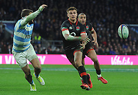 Rugby Union - 2017 Old Mutual Wealth Series (Autumn Internationals) - England vs. Argentina<br /> <br /> Henry Slade of England at Twickenham.<br /> <br /> COLORSPORT/ANDREW COWIE