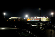 A general exterior view of Oakwell Stadium, home of Barnsley before the EFL Sky Bet Championship match between Barnsley and Bristol City at Oakwell, Barnsley, England on 1 November 2019.