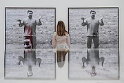 Dropping the Han Dynasty Urn by Ai Weiwei - Tate Modern's new photography show, Performing for the Camera. The exhibition examines the relationship between photography and performance, from the invention of photography in the 19th century to the selfie culture of today, bringing together over 500 images spanning 150 years. Highlights include: artist Romain Mader and his series Ekaterina, which follows Romain's fictitious search for a bride in Eastern Europe; Amalia Ulman's social media sensation Excellences and Perfections performed over a four month period on Instagram; and a wall of artist-designed advertising posters by the likes of Jeff Koons, Andy Warhol and Joseph Beuys. Performing for the Camera is at Tate Modern from 18 February – 12 June 2016.