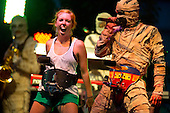 Here Come the Mummies - Haynes-Apperson Festival - Kokomo, IN