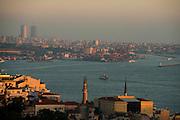 Bosphorus Strait, Istanbul. Turkey