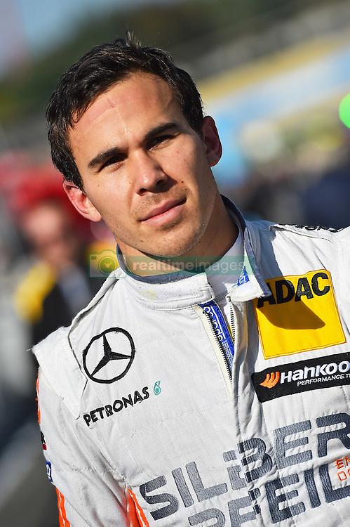Robert Wickens (Mercedes-AMG DTM Team HWA)  beim DTM Saisonfinale in Hockenheim<br /> <br />  / 161016<br /> <br /> ***German Touring Car Championship in Hockenheim, Germany, October 16, 2016 ***
