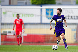Marko Suler of NK Maribor during football match between NK Domzale and NK Maribor in Round #32 of Prva liga Telekom Slovenije 2017/18, on May 9, 2018 in Sports park Domzale, Domzale, Slovenia. Photo by Urban Urbanc / Sportida