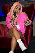 BBC IXtra interview with Shenseea,
