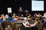 Anderson Business Advisors host their annual Startup University at the Hard Rock Hotel and Casino in Las Vegas, Nevada, on February 6, 2015. (Stan Olszewski/SOSKIphoto)