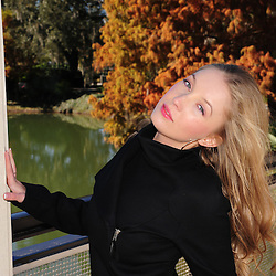 Photos by Derick Hingle of Model Olga Fafanova taken at City Park in New Orleans, La on Tuesday, December 14, 2010. Contact photographer at 985-507-8380 or info@dhphotography.biz if interested in photography session. .