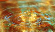Water Drop Art