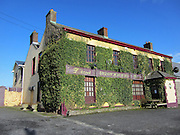 Brennan's Inn, Kilteel, Kildare, c.1900,