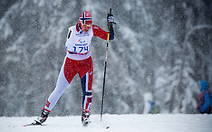 CROSS-COUNTRY SKIING - SOCHI 2014 WINTER PARALYMPICS PHOTOS