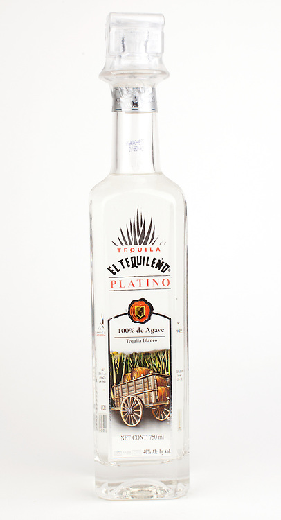 El Tequileño Platino -- Image originally appeared in the Tequila Matchmaker: http://tequilamatchmaker.com