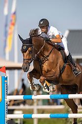 Van Der Vleuten Eric, NED, Wunschkind 19<br /> Nederlands Kampioenschap Springen<br /> De Peelbergen - Kronenberg 2020<br /> © Hippo Foto - Dirk Caremans<br />  06/08/2020