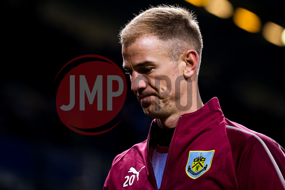Joe Hart of Burnley - Mandatory by-line: Robbie Stephenson/JMP - 26/11/2018 - FOOTBALL - Turf Moor - Burnley, England - Burnley v Newcastle United - Premier League