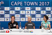 2017 Discovery Triathlon World Cup Cape Town Press Conference