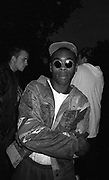 Lampkin at a Rave, High Wycombe, UK, 1980s.