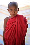 Young Monk, Burma