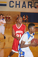 Oxford Middle School vs. Lafayette Middle School in 8th grade basketball action in Oxford, Miss. on Thursday, January 12, 2012.