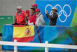 Ferrer-Salat Beatriz, ESP, Delgado<br /> Olympic Games Rio 2016<br /> © Hippo Foto - Dirk Caremans<br /> 12/08/16