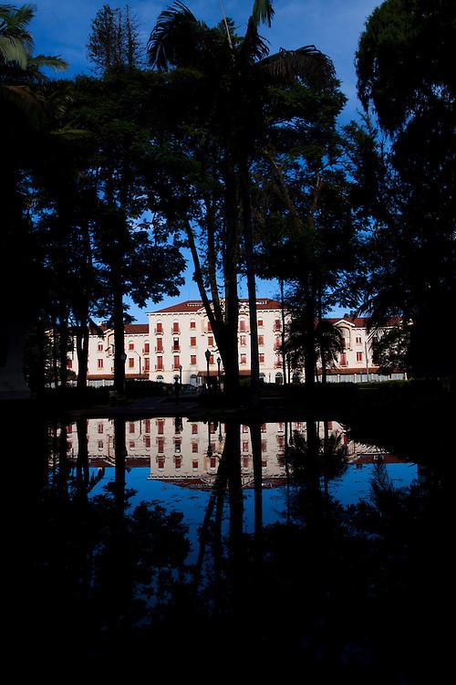 Pocos de Caldas_MG, Brasil..Palace Hotel em Pocos de Caldas, Minas Gerais...Palace Hotel in Pocos de Caldas, Minas Gerais...Foto: MARCUS DESIMONI / NITRO