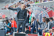 Pep Guardiola, head coach of Bayern Munich during the Bundesliga match at Audi Sportpark, Ingolstadt<br /> Picture by EXPA Pictures/Focus Images Ltd 07814482222<br /> 07/05/2016<br /> ***UK &amp; IRELAND ONLY***<br /> EXPA-EIB-160507-0067.jpg