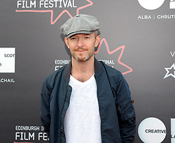 Edinburgh International Film Festival, Tuesday, 26th June 2018<br /> <br /> IN DARKNESS (EUROPEAN PREMIERE)<br /> <br /> Pictured:  Director Anthony Byrne <br /> (c) Aimee Todd | Edinburgh Elite media