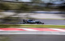 March 9, 2018 - Bracelona, Spain - Mercedes, Lewis Hamilton..Motorsports: FIA Formula One World Championship 2018, Test in Barcelona, 2018-03-09..(c) JERREVÃ…NG STEFAN  / Aftonbladet / IBL BildbyrÃ¥....* * * EXPRESSEN OUT * * *....AFTONBLADET / 2800 (Credit Image: © JerrevÃ…Ng Stefan/Aftonbladet/IBL via ZUMA Wire)