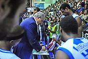 DESCRIZIONE : Campionato 2013/14 Dinamo Banco di Sardegna Sassari - Montepaschi Siena<br /> GIOCATORE : Romeo Saccheti<br /> CATEGORIA : Allenatore Coach<br /> SQUADRA : Dinamo Banco di Sardegna Sassari<br /> EVENTO : LegaBasket Serie A Beko 2013/2014<br /> GARA : Dinamo Banco di Sardegna Sassari - Montepaschi Siena<br /> DATA : 22/12/2013<br /> SPORT : Pallacanestro <br /> AUTORE : Agenzia Ciamillo-Castoria / Luigi Canu<br /> Galleria : LegaBasket Serie A Beko 2013/2014<br /> Fotonotizia : Campionato 2013/14 Dinamo Banco di Sardegna Sassari - Montepaschi Siena<br /> Predefinita :
